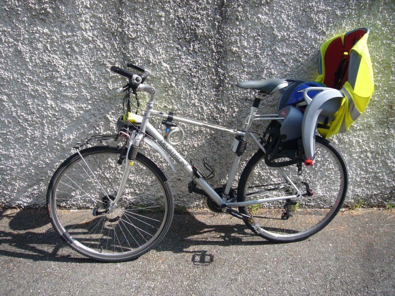 Bobike Sièges Enfants Pour Vélo Jepedalecom - Porte bébé pour vélo